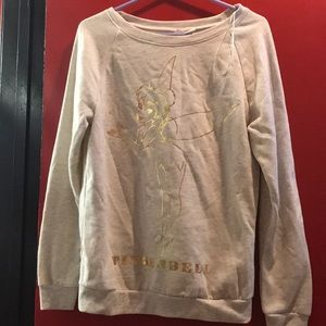 Tinkerbell pullover